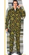 """Одежда в стиле """"милитари"""""""