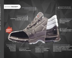 Ботинки Талан серия Standart