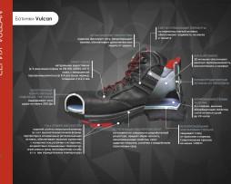 Ботинки Талан серия Vulcan